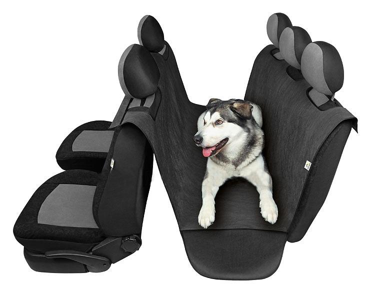 Auto sēdekļu pārvalks (pārklājs) suņu pārvadāšanai auto salonā \'Maks\'  20.00